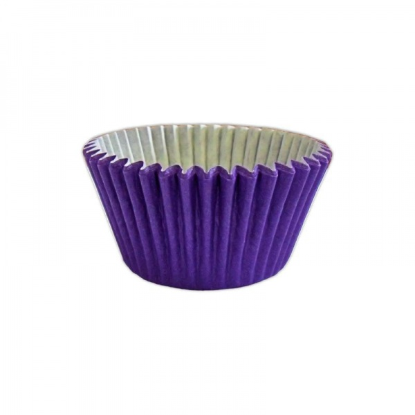 CCBS7917B - Solid Purple Muffin Case x 3600