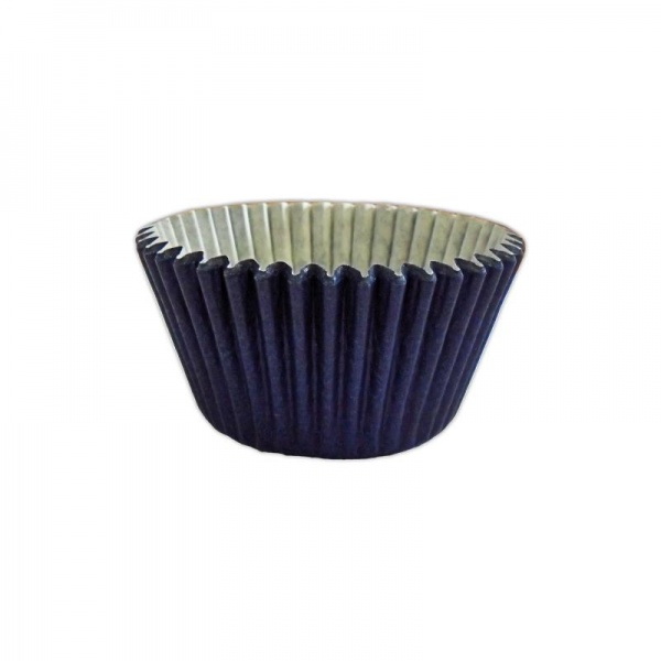 CCBS7918B - Solid Navy Blue Muffin Case x 3600