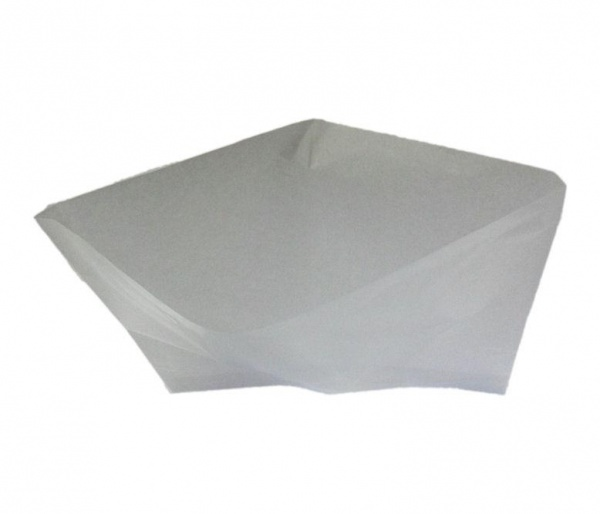 CFB341 - CLEAR FILM FRONT BAGS 10 X 10 INCH (250mm x 250mm) X 1000
