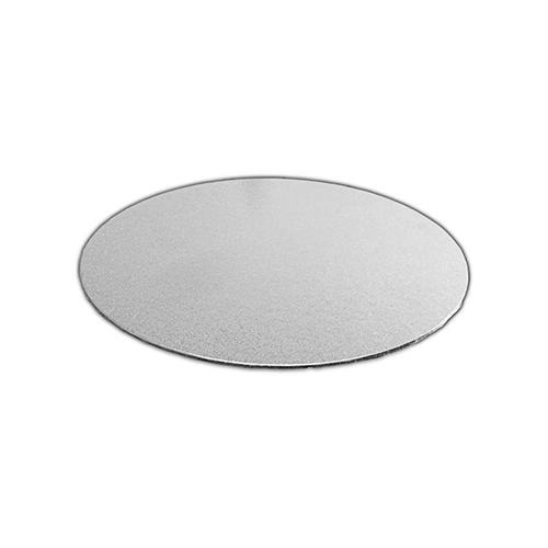 CKBD8 - Double Thick 8'' Round Foil Cake Boards 3mm x 10