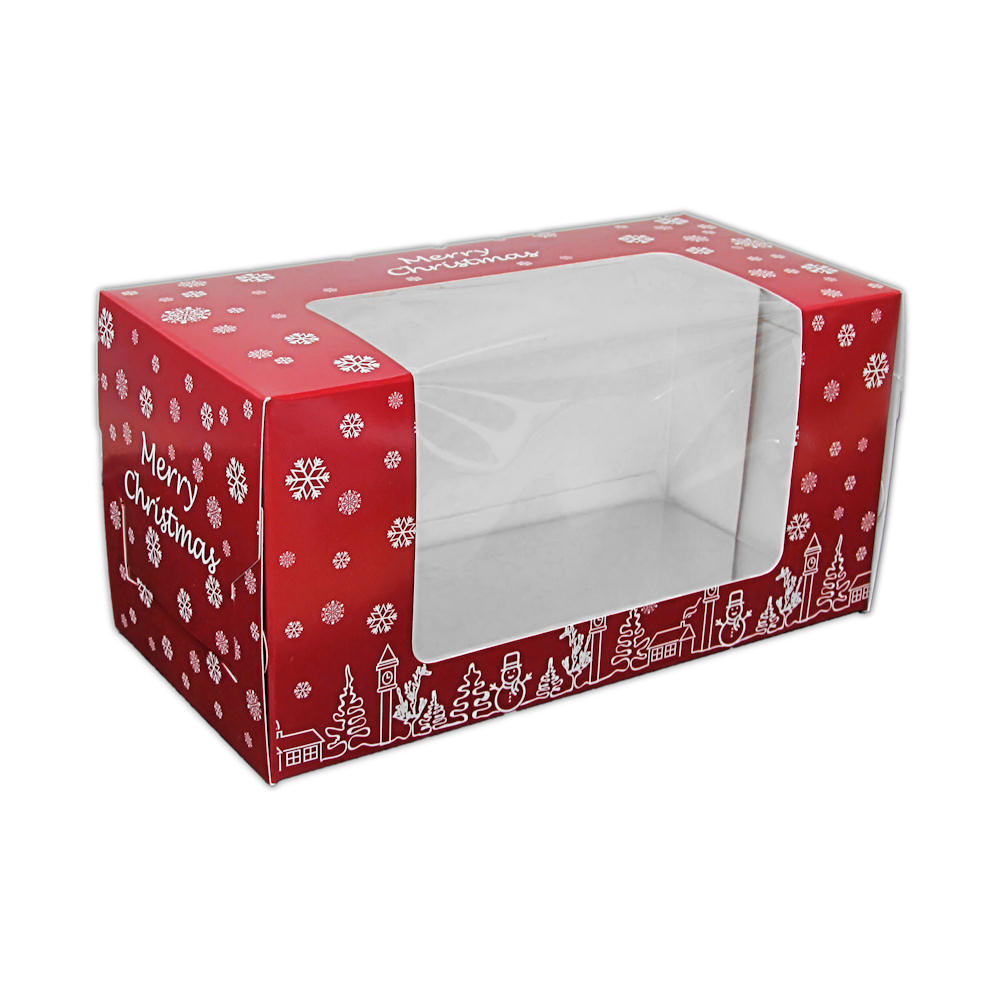 XMASLOGBOX8100 - Xmas Log Box 8 x 4 x 4 x 100