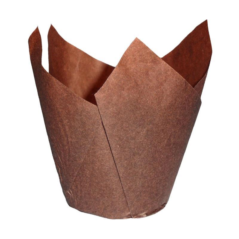 CCBS4161 - Chocolate Tulip Muffin Wrap 160mm x 2400