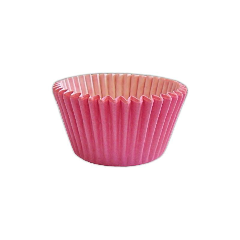 CCBS7916B - Solid Pink Muffin Case x 3600