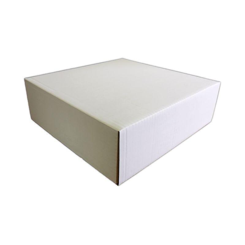 CGBX5851 - Corrugated Cake Box 10 x 10 x 3 Inches x 100