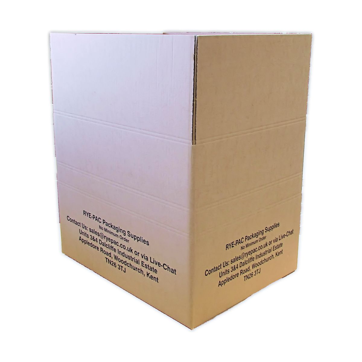 DWBOX241818 - 24 x 18 x 18 Double Wall Box (1 Single)
