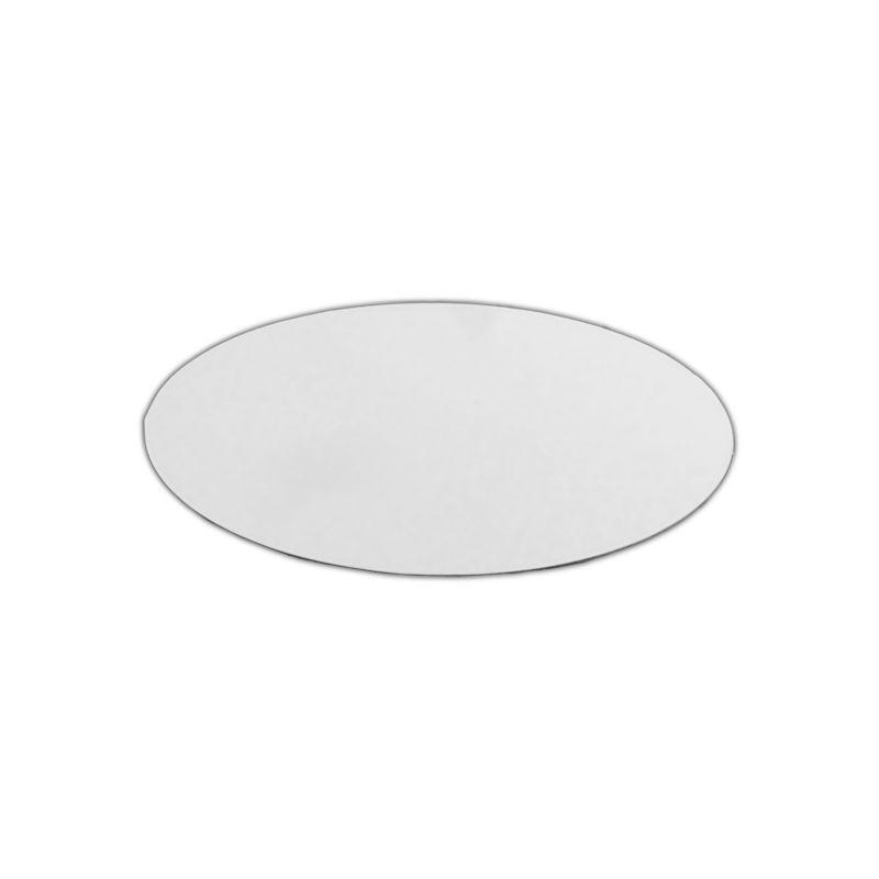 PCC034425 - 12'' Round Poly Coated Cake Boards 1.5mm (25 PACK)