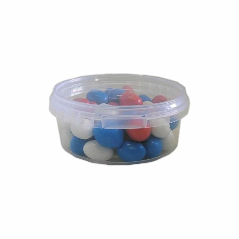 TECN7005 - Tamperproof Container + Lid 180ml x 115