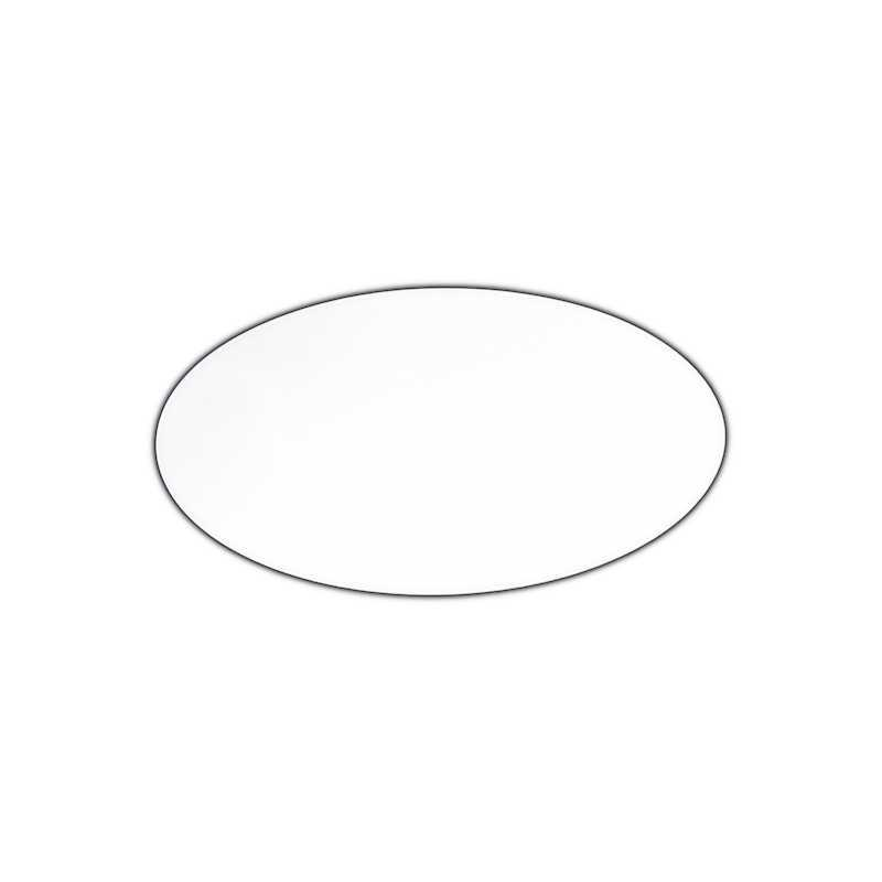 WFB007 - White Economy Cake Circles 7''/175mm x 500