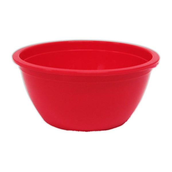 PUDB6617 - 1/4lb Red Pudding Bowl x 90